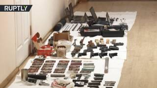 Russian FSB arrests arms smugglers who use postal service to deliver weapons from US