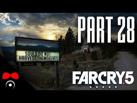 ZÁCHRANA PESANŮ! | Far Cry 5 #28