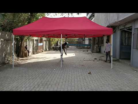Portable Pyramid Tent