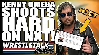 Top WWE NXT Star Injured! Kenny Omega SHOOTS HARD On WWE NXT! | WrestleTalk News Sept. 2019