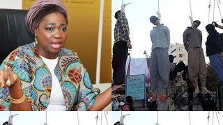 """About 20 Nigerians On Death Row In Saudi Arabia,"" Abike Dabiri Speaks On Execution Of Nigerian Woma"