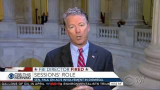 Democrats are Being Hypocrites on James Comey | Rand Paul