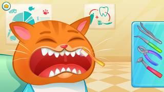 КОТЕНОК БУБУ #21 My Virtual cat  Bubbu смотреть онлайн
