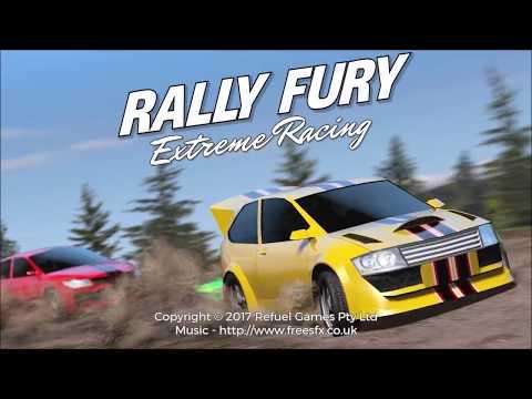 Видео Rally Fury - Extreme Racing