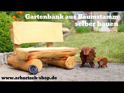Holzbank Gartenbank Selber Bauen Mit Arbortech Turboplane