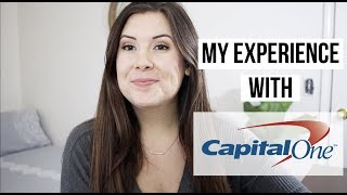 CAPITAL ONE 360 | my experience, answering your questions