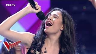 Dora Gaitanovici&Roman Yagupov - Miorita | Finala | Vocea Romaniei 2018