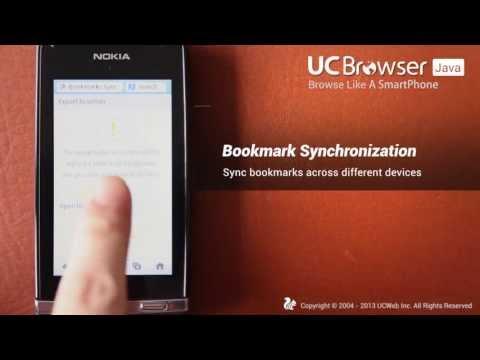 Navegue como un teléfono inteligente, se lanza UC Browser para Java v9.0.