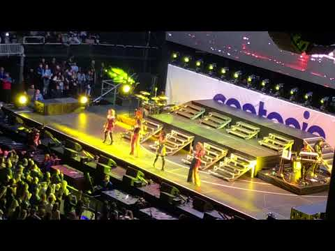 Fifth Harmony - Worth It, Work From Home, 99.7 POPTOPIA SAP Center San Jose California, 2 Dec 2017
