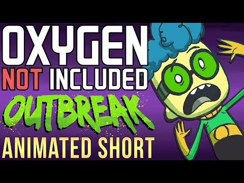 Oxygen Not Included [Animated Short] - Outbreak thumbnail