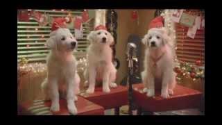Santa Paws 2 The Santa Pups christmas song.