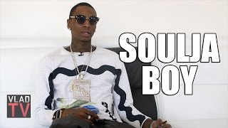 Soulja Boy on Shooting Burglar Multiple Times During Home Invasion