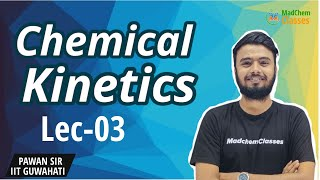 3.2-Chemical Kinetics  | Extent of reaction & Limiting Reagent | Pawan Sir |