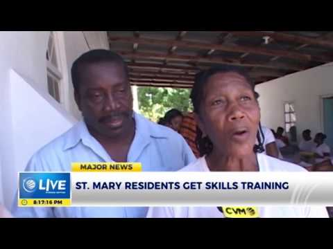St. Mary residents get skills training