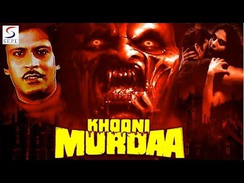 Khooni Murdaa | Full Hindi Bollywood Horror Movie HD - Deepak Parashar, Javed Khan, Sriprada | 1989