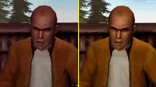 Bully Anniversary Edition iOS / Android vs Xbox 360 Graphics Comaprison