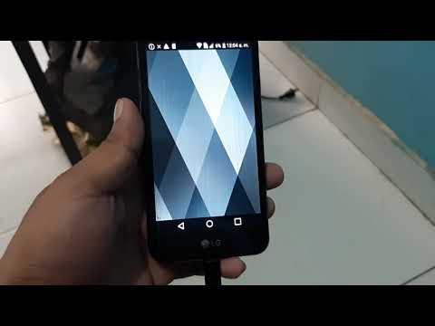 Remover / Quitar cuenta de Google LG x240f sin PC Como eliminar