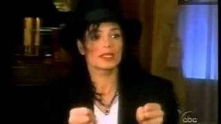 Michael Jackson 1997 Barbara Walters full interview hq + outtake sub ita.avi