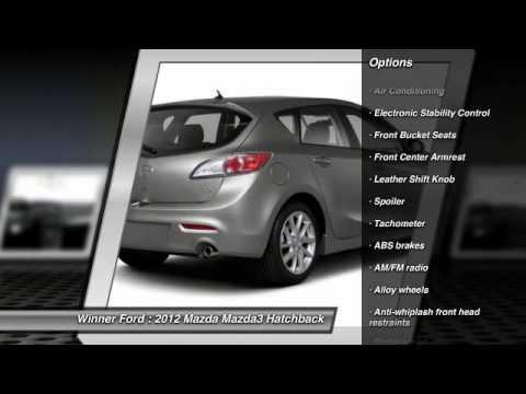 2012 Mazda Mazda3 Dover DE P1216