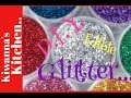 **DIY** Edible Glitter *Kiwannas Kitchen*