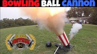 Bowling Ball Cannon