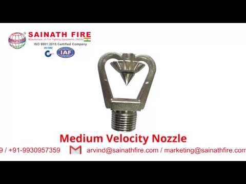 SS Medium Velocity Sprinkler