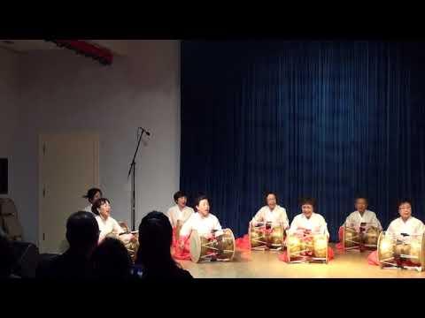 Chicago Bultasa 2018 부처님 오신날 기념 불타예술제 여성중창단 장고