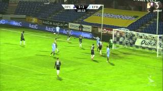 preview picture of video 'Randers Esbjerg 8 11 2014 3 2'