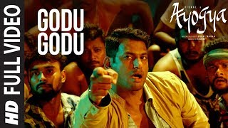 gratis download video - Godu Godu video Song  || Ayogya  || Vishal, Raashi Khanna | Benny Dayal, Nivas | Sam CS
