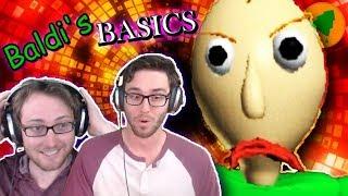 Baldi's Basics SECRET EYES ENDING! Where's the Exit?!? (Baldi's Basics In Education and Learning)