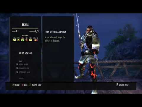 CHECK THIS OUT!!!! Stamina Templar PVP Build (Summerset