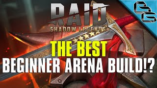 Raid shadow legend how to build Atur for campaign battle - Thủ thuật