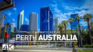 4K Drone Footage PERTH (Australia) [DJI Phantom 4]