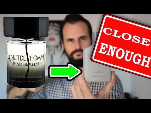 10€ La Nuit De L'Homme | Zara Y Collection Perfume Review