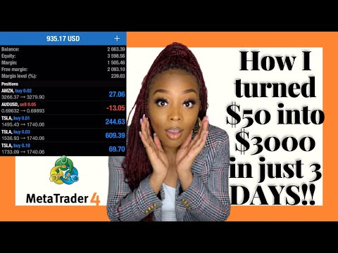 , title : 'The EASIEST Forex Trading Strategy For Beginners | HOW TO GROW $50 to $3000 in 3 DAYS | Trading 101