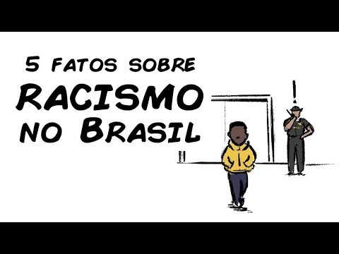 5 FATOS SOBRE RACISMO NO BRASIL