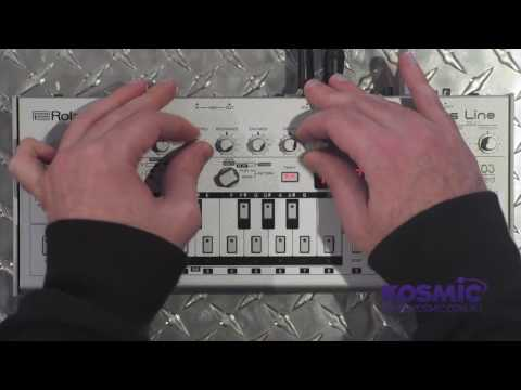 Roland TB-03 Bass Line In Depth Review