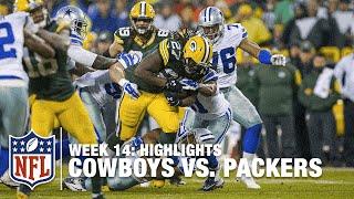Cowboys vs. Packers | Week 14 Highlights | NFL