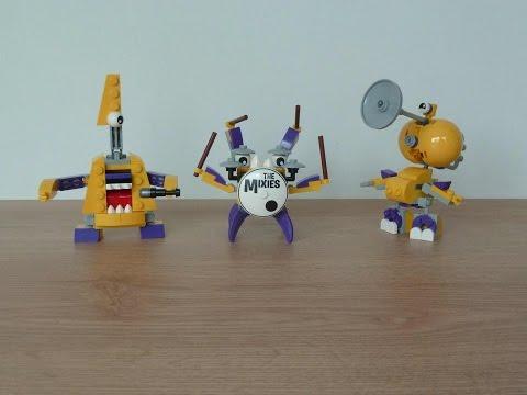 Vidéo LEGO Mixels 41560 : Jamzy