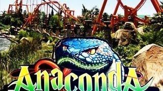 Anaconda - Gold Reef City