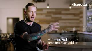 Top Chef Michael Voltaggio Shares His Quit Story