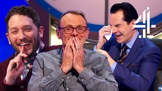 Sean Lock's OUTRAGEOUS Comment Has Everyone In Tears!! | 8 Out Of 10 Cats Does Countdown