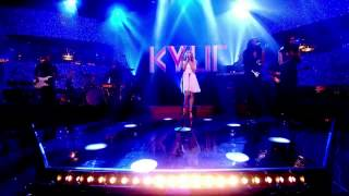 Kylie Minogue - Into The Blue (live at The Graham Norton Show)