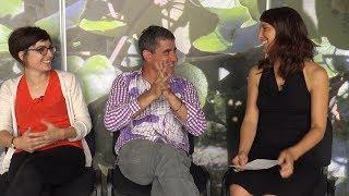 Interview de présentation des intervenants du Sommet : SaluTerre – Chloé & Franck