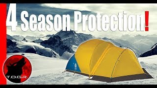 Four Season Excellence - Sierra Designs Convert 2 - Review