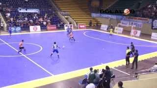 Futsal IFL 2013 Semifinal : TIFOSI vs ELECTRIC COSMO PLN (Babak I )