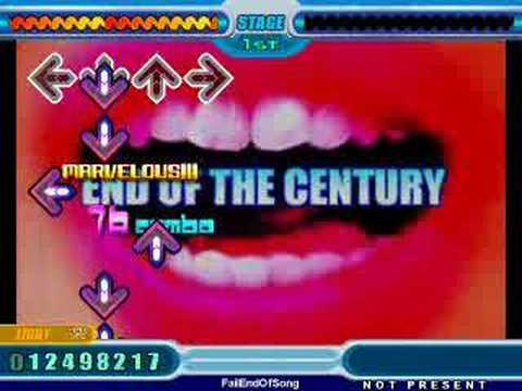 StepMania- End of the Century