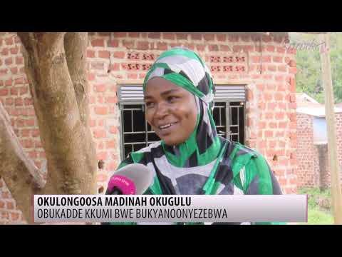 Embeera Madina Navubya eyali yazimba okugulu gyalimu