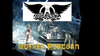 Aerosmith - Mother Popcorn (James Brown cover) - São Paulo Trip 2017