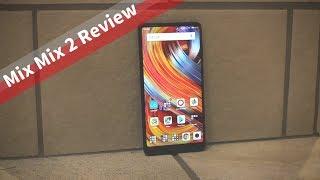 Xiaomi Mi MIX 2 Review: A Whole lot of Screen!